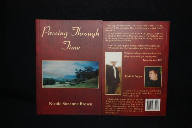 Passing through time